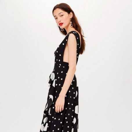 Topshop's sell-out polka dot dress is back