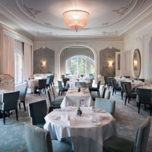 Best Hotels with Michelin Star Restaurants in the UK