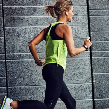 The best post-marathon beauty regime