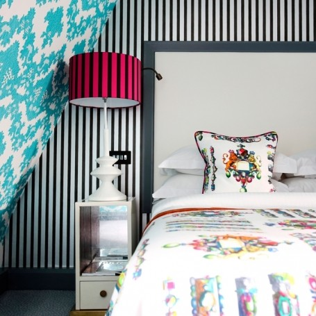 The most fashionable hotels in London