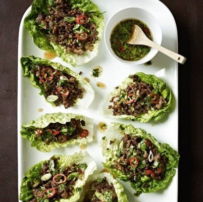 Party Perfect Canape Recipes