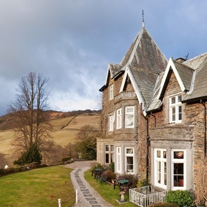 The most romantic hotels in the Lake District