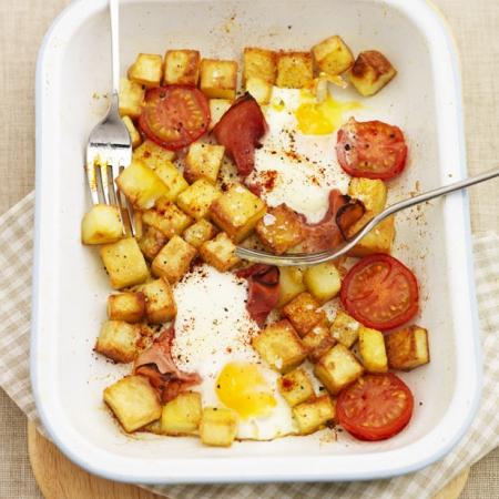 recipe: ham for breakfast healthy [31]