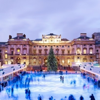 Best Outdoor Ice Rinks in the UK