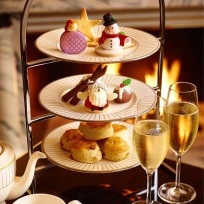 Best Christmas Afternoon Teas in London