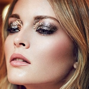 The definitive guide to glitter make-up