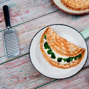Seriously good savoury pancake recipes