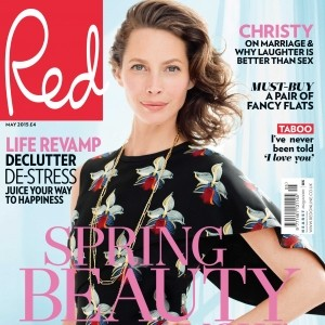 Latest issue of Red Magazine