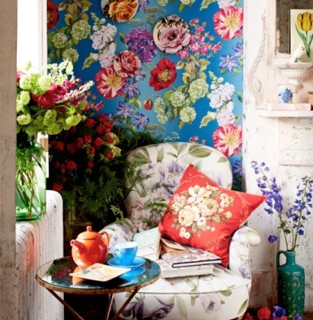 Colour schemes to make your living room happy