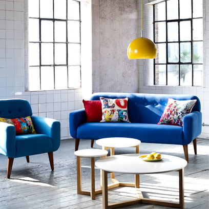 Living room lighting | Lighting Ideas - Red Online