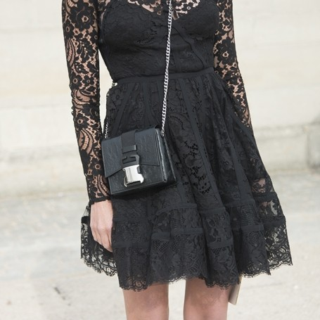 Five of the prettiest lace dresses to wear right now