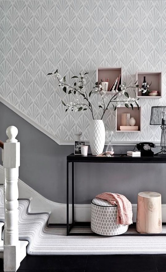 Home Decor Wallpaper Ideas Part - 30: Red Magazine