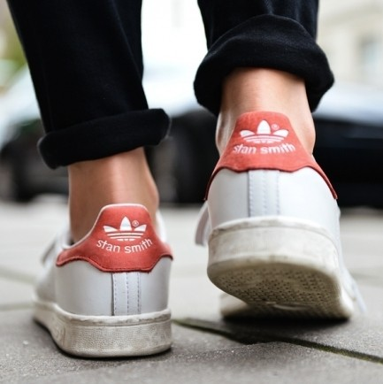 Chic ways to wear your… Stan Smiths