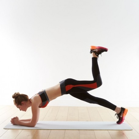 The That Red Girl HIIT workout