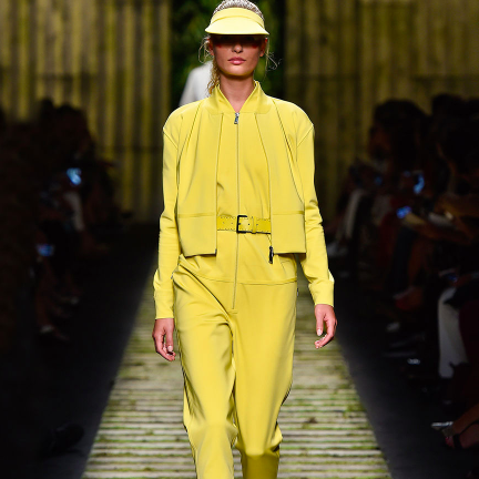 Your guide to SS17's yellow trend