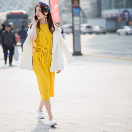 10 ways to wear yellow this spring