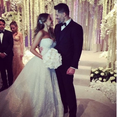 The most incredible celebrity wedding dresses