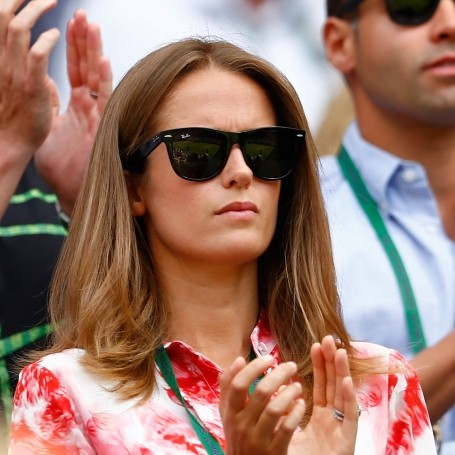 Kim Sears' best court-side looks