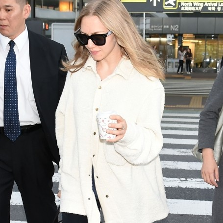 A-list airport style