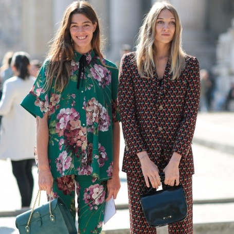 The best street style at Paris Fashion Wee