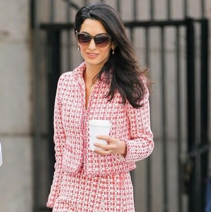 Celebrity Style Crush: Amal Clooney