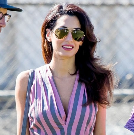 Style file: Amal Clooney