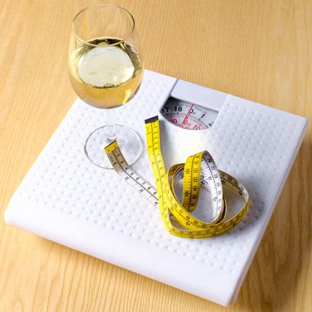 Можно ли пить водку на диете