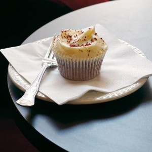 The Hummingbird Bakery's red velvet cupcakes recipe