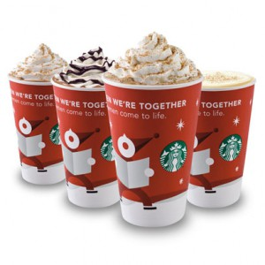 There's a psychological reason why we get so excited by Starbucks' red cups